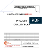 Project Quality  Detail