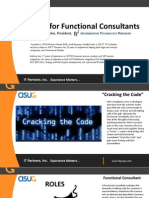 Abap for Functional Consultant