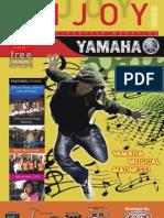 026 ENJOY Accra Magazine April 2008