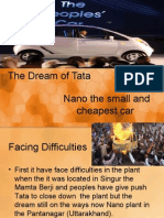 The Dream of Tata