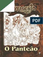 Tormenta RPG - O Mundo de Arton - O Panteão - Taverna do Elfo e do Arcanios