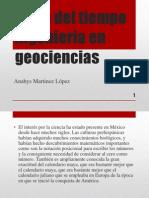 Historia de Ingenieria en Geociencias