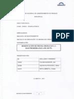 Proyecto Prensa Hidraulica