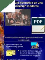 Estructura Normativa Org Moderna Jch