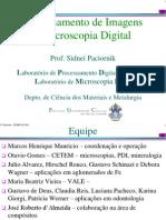 Processamento de Imagens e Microscopia