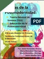 Teoriasdelapostmodernidadcomoteorageneraldesistermaseducacindelapostmodernidada Toffler 120505124634 Phpapp01