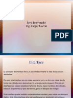 Interfaces y Colecciones