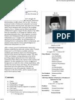 Sukarno - Wikipedia, The Free Encyclopedia