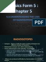 Radioisotope