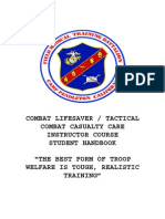 Combat Lifesaver-Tactical Combat Casuality Care Course