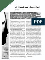Visual Illusions Classified