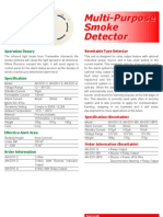Multi-Purpose Smoke Detector
