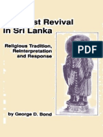Bond, George D. - Buddhist Revival in Sri Lanka Religious Tradition.pdf