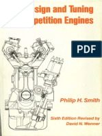 The Design of Competition Engines