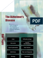 The Alzheimer's Disease