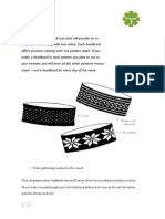FREE EthnicKnittingBookPattern Headband