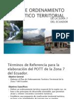 POTT Zona 7 Ecuador