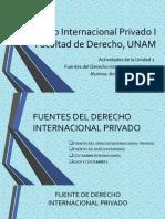 Derecho Internacional Privado I