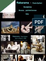 Rabarama - Bronze Sculptures