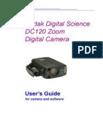 Instruction Kodak Dc120 En