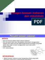Rev. - Foodborne Pathogen & Mycotoxin - Bakteri