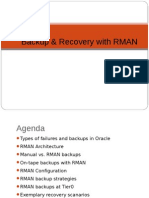 BackupRecovery With RMAN