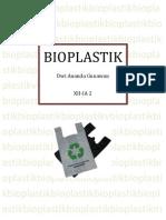 Bio Plastik