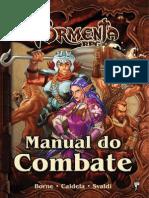 Tormenta RPG - Manual Do Combate - Taverna Do Elfo e Do Arcanios