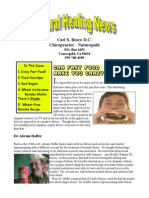 11 november newsletter 2012