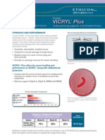 Ethicon Vicryl Sutures