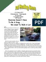 12 december newsletter 2012