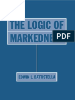 Edwin L. Battistella The Logic of Markedness 1996