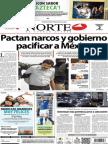 Periódico Norte edición impresa día 2 de marzo 2014