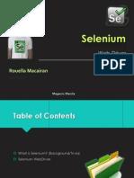 Selenium Webdriver (Selenium 2.0)