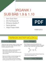 Presentasi Kimia Organik Kelompok 1