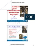 EIT IDC Electrical Power System Fundamentals