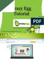 Raphael Jay Bernardo Tutorial on Crazy Egg