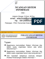 1. Analisis Sistem