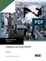 Avaya PD-PDS Integration