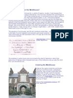Workhouse Info