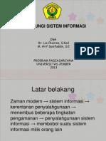 Melindungi Sistem Informasi