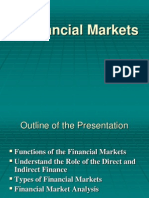 1 Financial Market