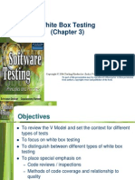 3-White Box Testing