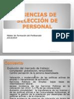 AGENCIAS DE SELECCIÓN DE PERSONAL