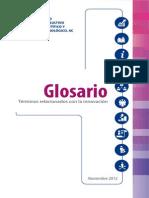 V. Glosario Innovacion