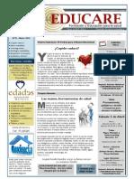Newsletter Educare nº 21- Marzo
