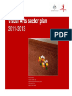 Visual Arts Sector Plan 2010 2011