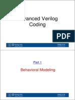 Advanced Verilog Coding