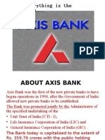 Axis Bank Ppt.