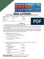 UTS Bahasa Jawa Kelas 3 Semester 1